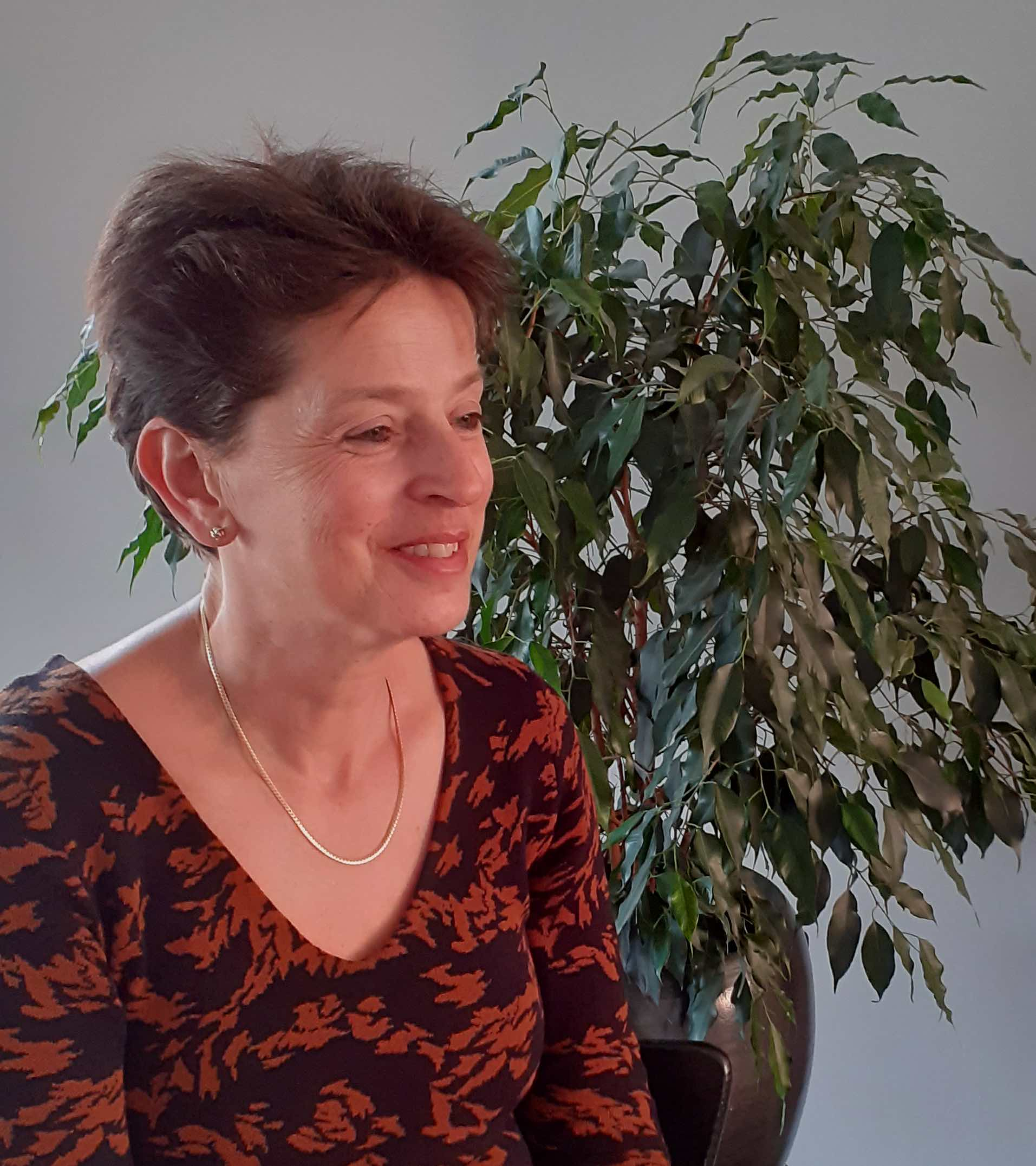 Margriet Crüts - Groenewegen Salarisadministrateur - Zorgmed